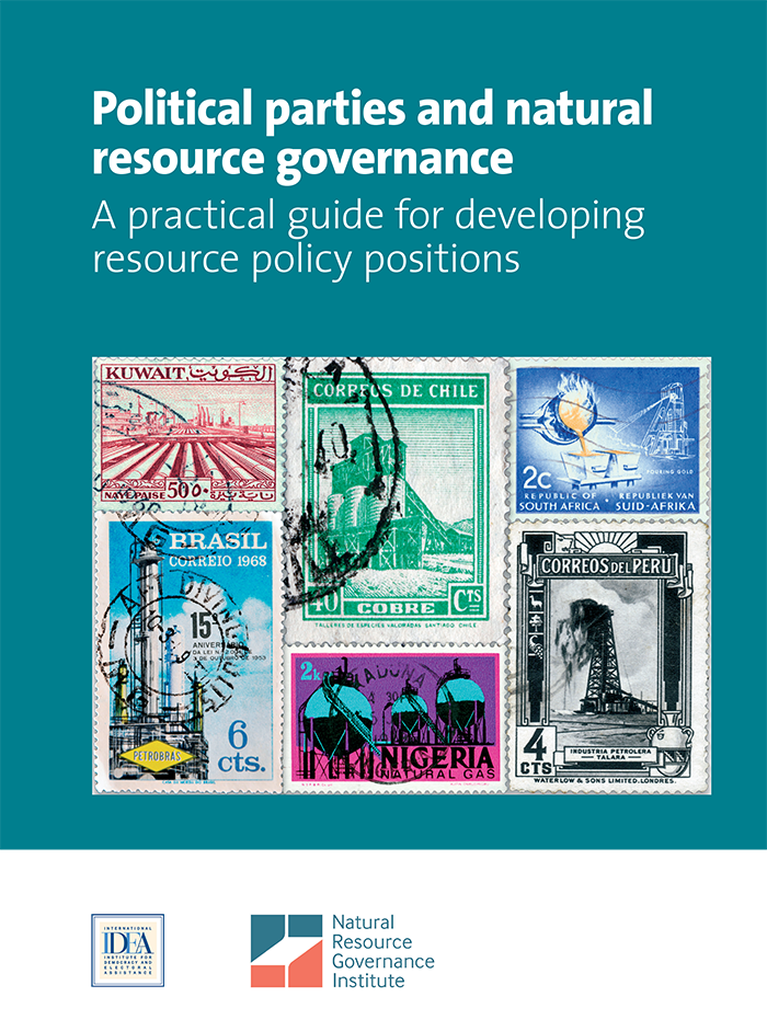 Political Parties and Natural Resource Governance: A Practical Guide for Developing Resource Policy Positions